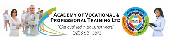 Academy of Vocational and Professional Training | Education Training Company