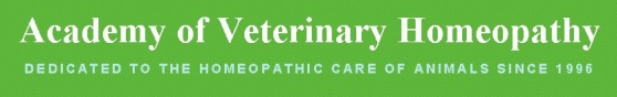 Academy of Veterinary Homeopathy | Veterinary Association