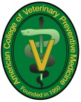American College of Veterinary Preventive Medicine