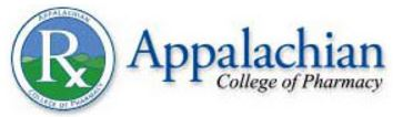 Appalachian College of Pharmacy | Pharmacy University