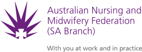Australian Nursing and Midwifery Federation (SA Branch) | Nursing ICN Member Association