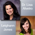 Dr. Lisa Alvetro And Leighann Jones