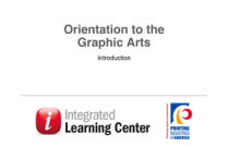 Orientation to the Graphic Arts