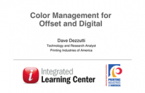 Intro to Color Management for Offset & Digital