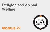 Module 27 Religion and Animal Welfare