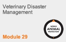 Module 29 Veterinary Disaster Management