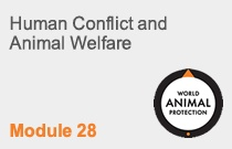 Module 28 Human Conflict and Animal Welfare