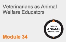 Module 34 Veterinarians As Animal Educators