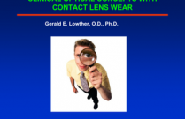 Clinical Optical Concepts With Contact Lens Wear