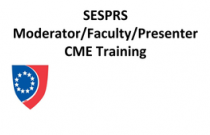 SESPRS Moderator/Faculty/Presenter Training