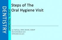 Steps of The Oral Hygiene Visit