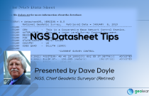 NGS Datasheet Tips