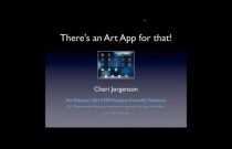 There is an Art App for That!  Feb. 2015