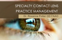 Specialty Contact Lens Practice Management
