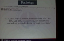 Human Interventional Oncology