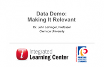Data Demo: Making It Relevant