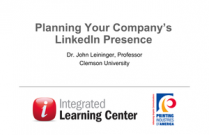 Planning Your Company's LinkedIn Presence