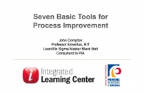 Seven Basic Tools for Process Improvement