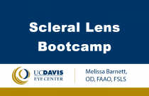 Scleral Lens Boot Camp