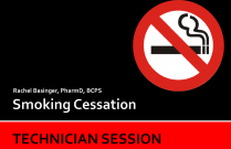 Smoking Cessation - TECHNICIAN [PSHP]