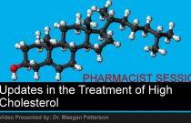 Updates in the Treatment of High Cholesterol - PHARMACIST [PSHP]