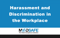Harassment and Discrimination in the Workplace