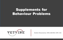 Supplements for Behavior Problems