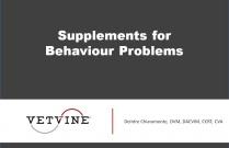 Supplements for Behavior Problems