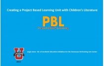Creating a Project Based Learning Unit with Children's Literature