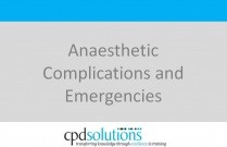 Anesthetic Complications and Emergencies