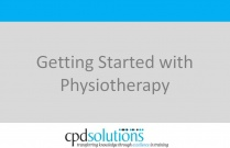 Getting Started with Physiotherapy