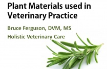 Plant Materials used in Veterinary Practice
