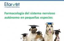 Farmacología del sistema nervioso autónomo en pequeñas especies
