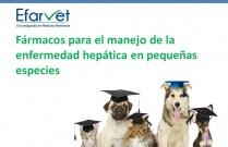 Fármacos para el manejo de la enfermedad hepática en pequeñas especies