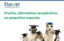 Prurito, alternativas terapéuticas en pequeñas especies