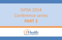 IVFSA 2014 Conference seriesPART 2