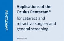 Applications of the Oculus Pentacam®