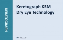Keretograph K5M Dry Eye Technology