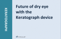Future of dry eye with the Keratograph device