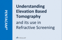 Understanding Elevation Based Tomography and its use in Refractive Screening