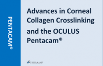 Advances in Corneal Collagen Crosslinking and the OCULUS Pentacam®