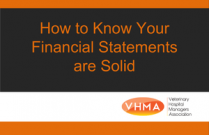 How to Know Your Financial Statements are Solid