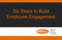 Six Steps to Build Employee Engagement