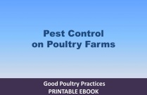 Pest Control on Poultry Farms
