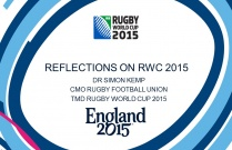 Reflections on the Rugby World Cup