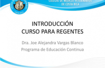 Regencias Veterinarias