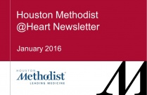 Houston Methodist @Heart Newsletter - January