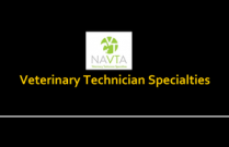 Veterinary Technician Specialties