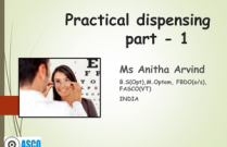 Practical Dispensing Part-1