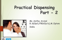 Practical Dispensing Part 2